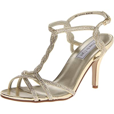 Touch Ups Women's Fran Dress Sandal | Heeled Sandals