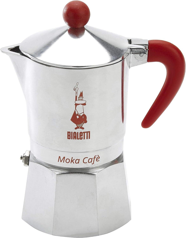 Bialetti 5932 Espresso eléctrica Break 3 tazas, aluminio: Amazon ...