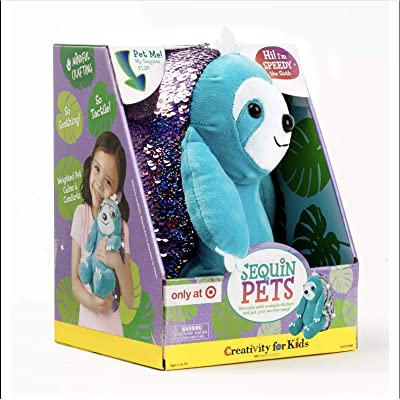 Sequin Sloth Activity Kit: Toys & Games