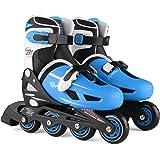 Loch Boys or Girls Pink or Blue Adjustable Inline Skates