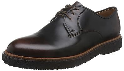 En Marron Clarks Chaussures Cuir Walk Habillé Homme Détente Modur EDY29HIW