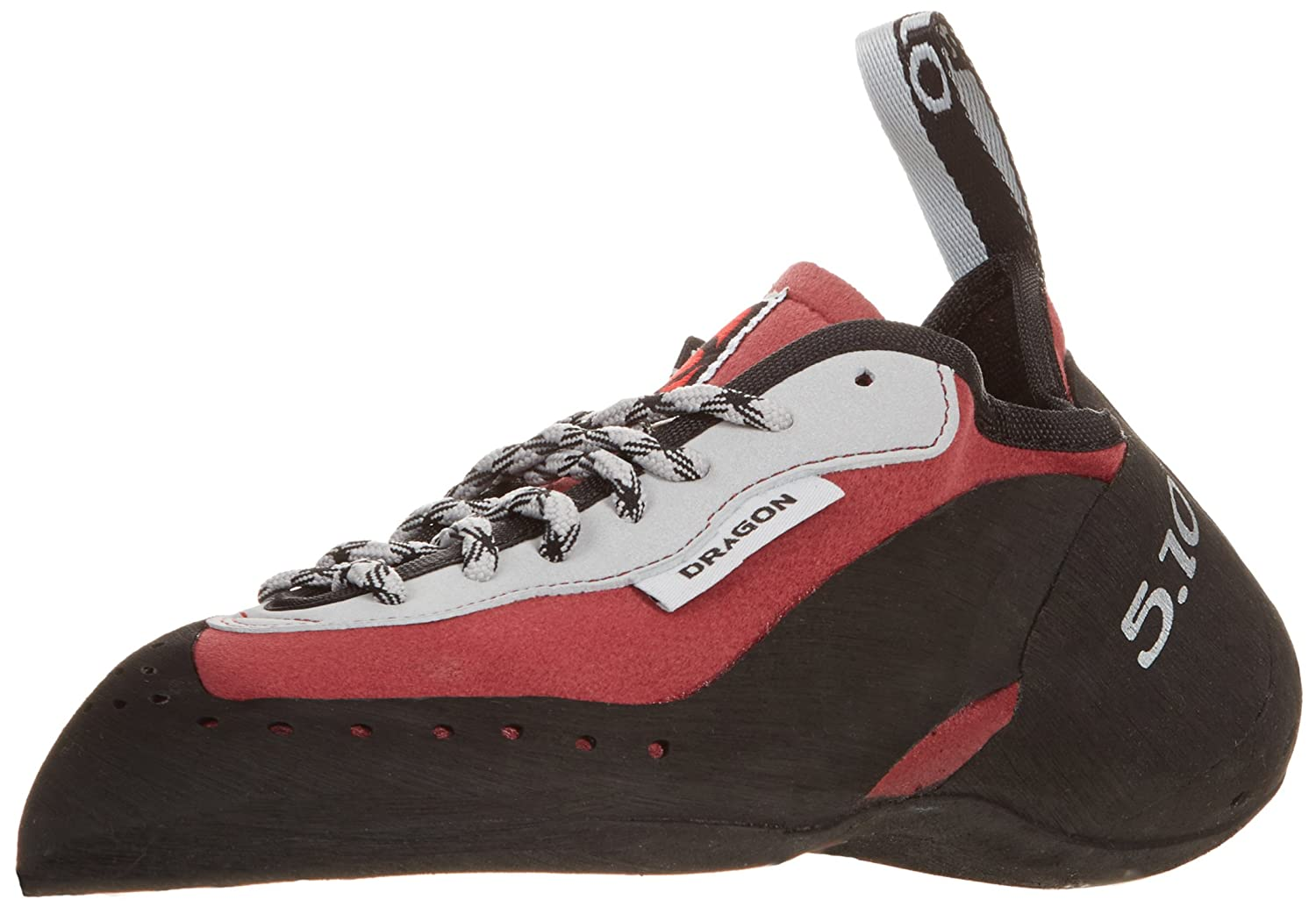 Five Ten Men's Dragon Climbing Shoe, Dragon Dragon Red 10.5 M US Dragon-M