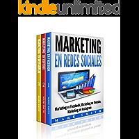Marketing en Redes Sociales : Marketing en Facebook, Marketing en Youtube, Marketing en Instagram (Libro en Español…