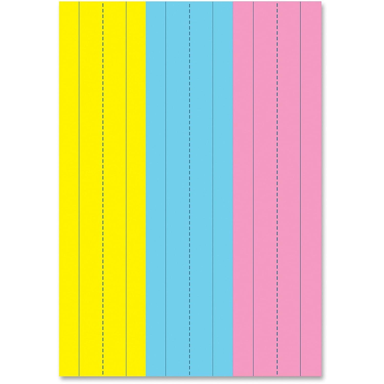 Ashley 10129 Magnetic Sentence Strips Multi-Color Ashley Productions Inc.