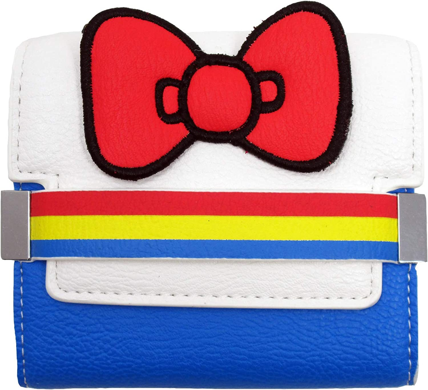 Loungefly x Hello Kitty 45th Anniversary Striped Flap Wallet