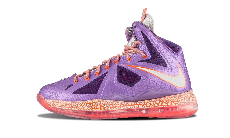 online retailer 6a1ee 53098 Amazon.com   Nike LeBron 10 AS All Star Game - Houston (583108-500)    Basketball