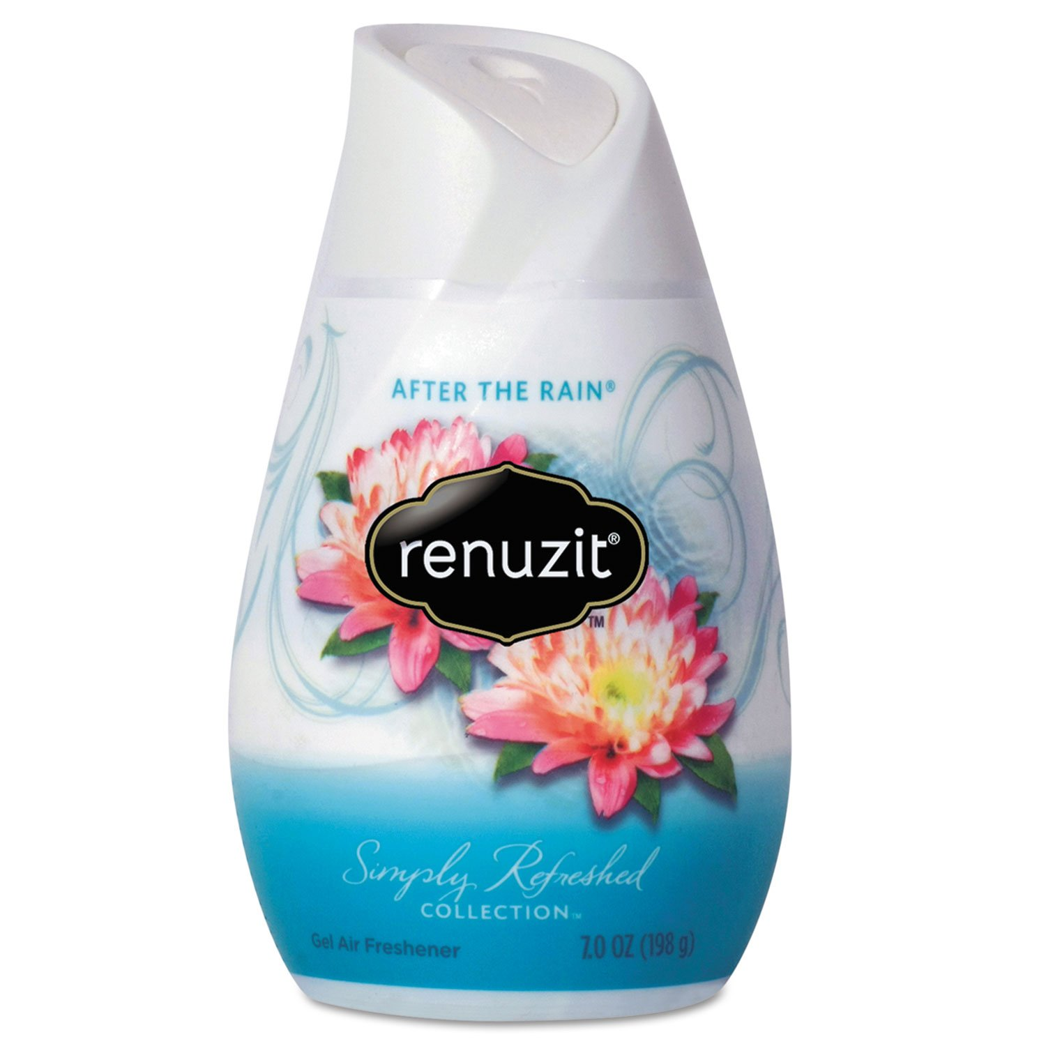 Adjustables Air Freshener, After The Rain Scent, Solid, 7 Oz, 12/carton
