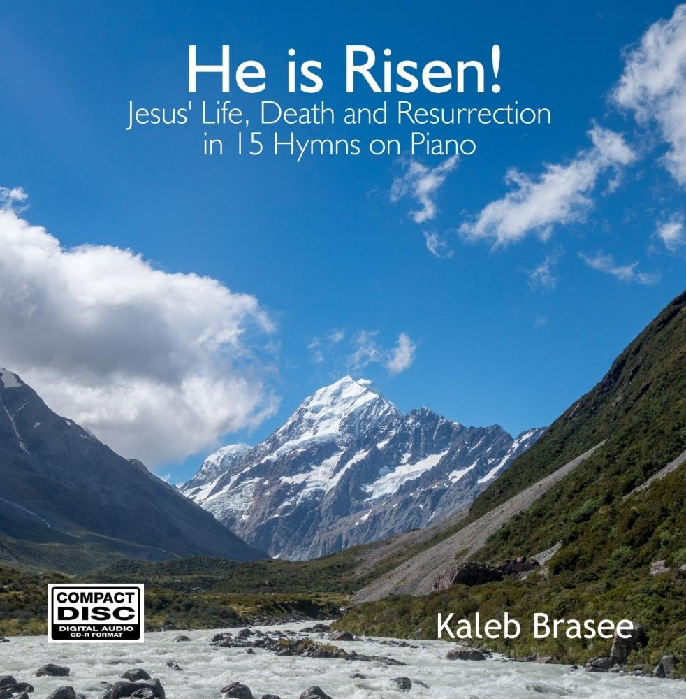 He Is Risen! Hymns on Piano