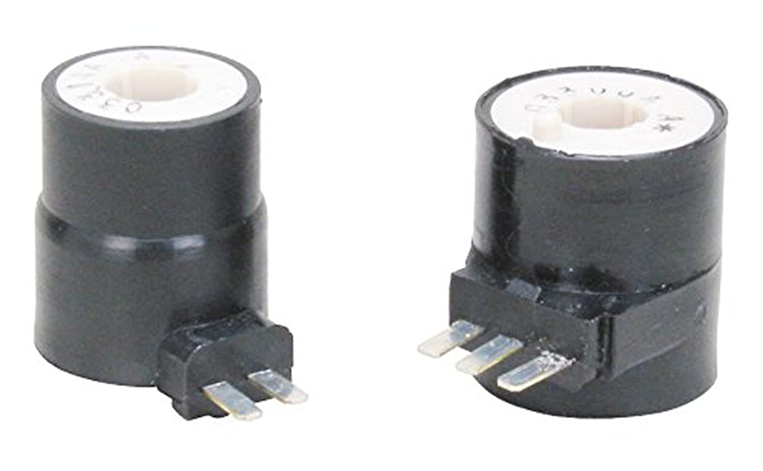 Repairwares Universal Gas Valve Ignition Solenoid Coil Kit 306105 694540 279834 5303931775 08015679 289622 DE382 for Gas Dryers and Appliances