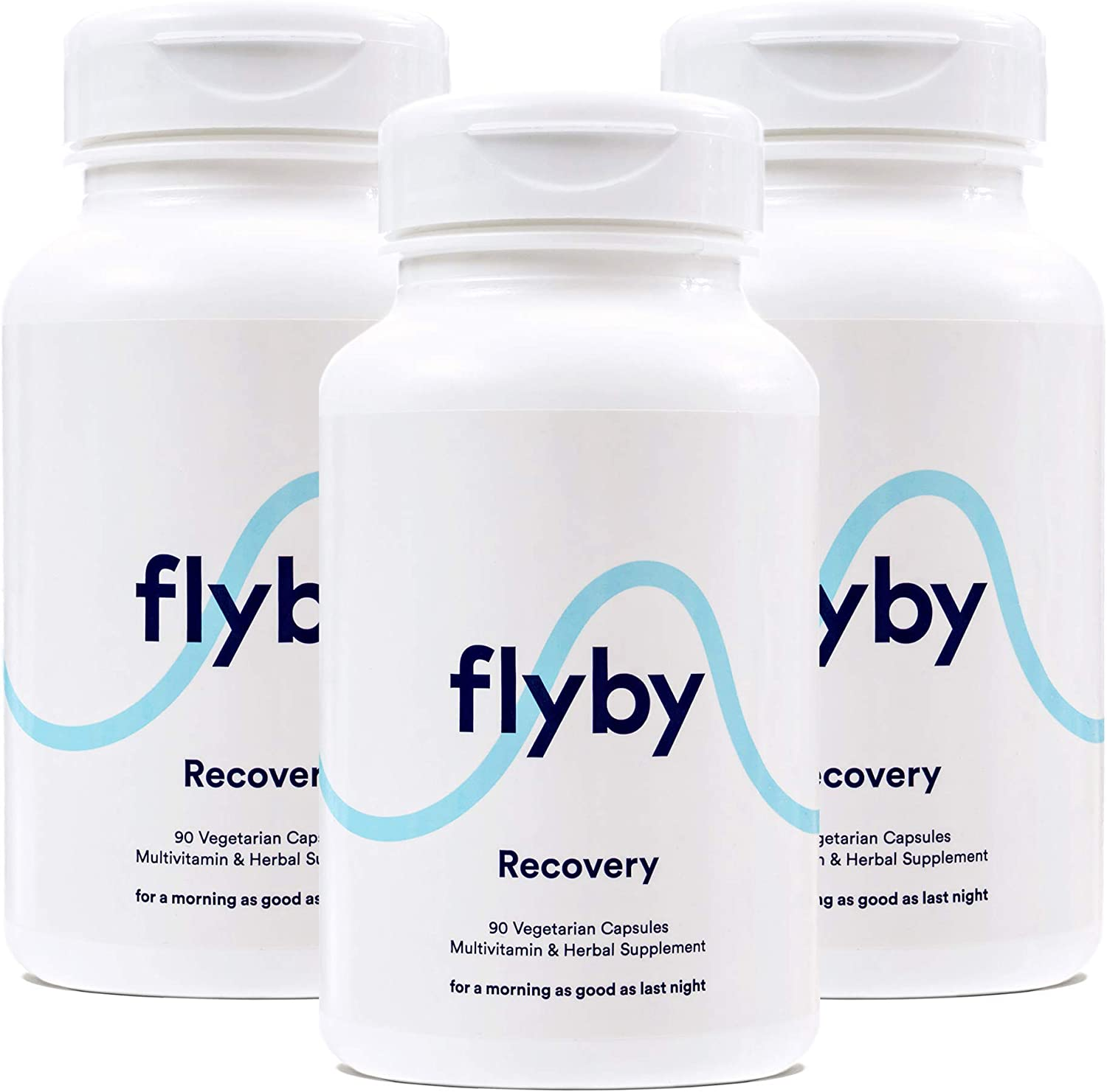 Flyby Hangover Cure Prevention Pills 270 Capsules – Dihydromyricetin DHM , N-Acetyl-Cysteine, Chlorophyll, Prickly Pear, Milk Thistle for Morning After Alcohol Recovery – Certified Organic
