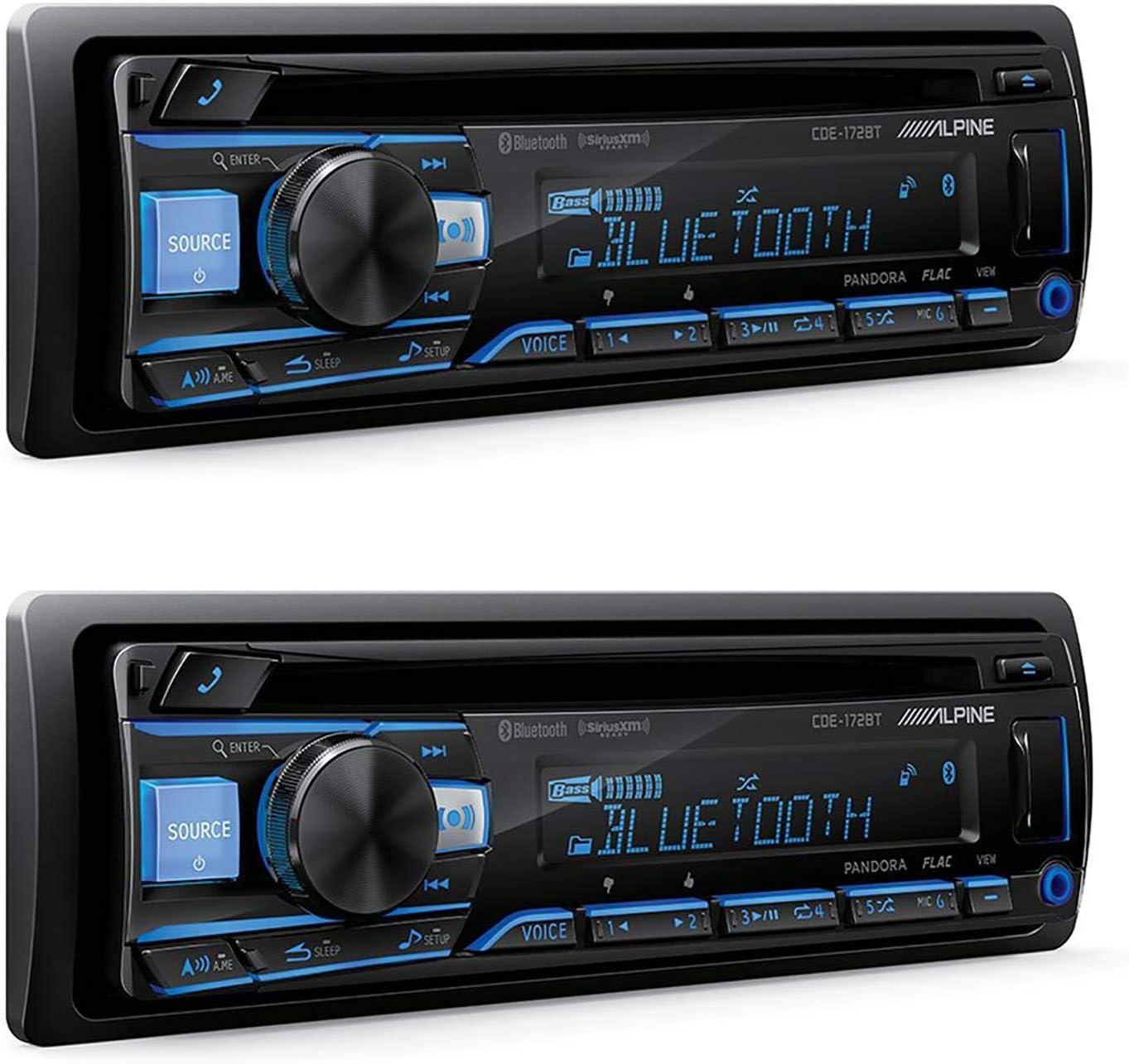 Einbauset fr Seat Leon 1M Autoradio Radio Alpine CDE-203BT ...