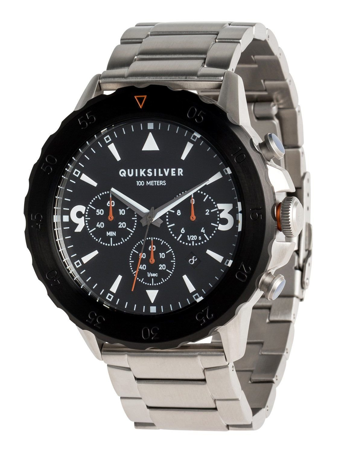 Quiksilver B-52 Chrono Metal analogiq watch EQYWA03019
