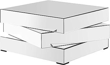 Amazon.com: Meridian Muebles 228-C Haven mesa de centro ...