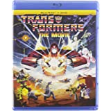 The Transformers: The Movie - 35th Anniversary Edition Blu-ray + DVD