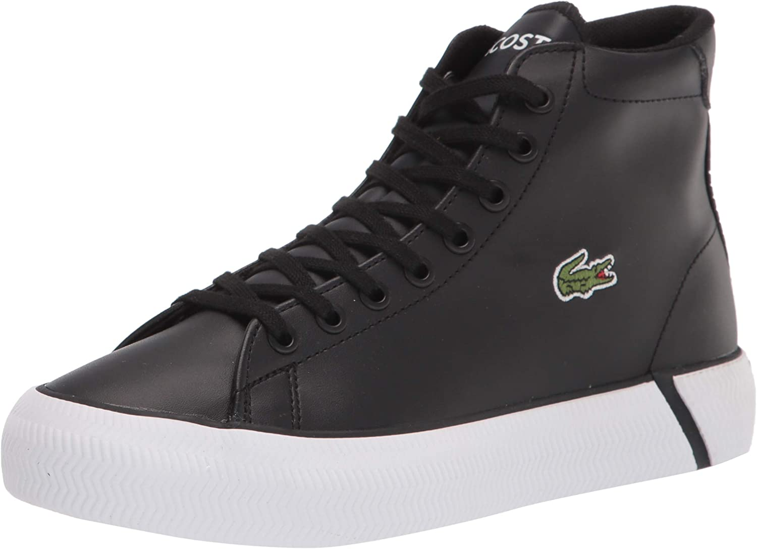Lacoste Unisex-Child gift Kid's Gripshot High 2 Sneaker 0120 MID Price reduction Top