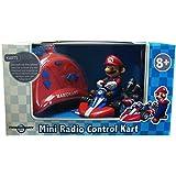 Super Mario Bros. Mario Kart Small Radio Control Car by Goldie International