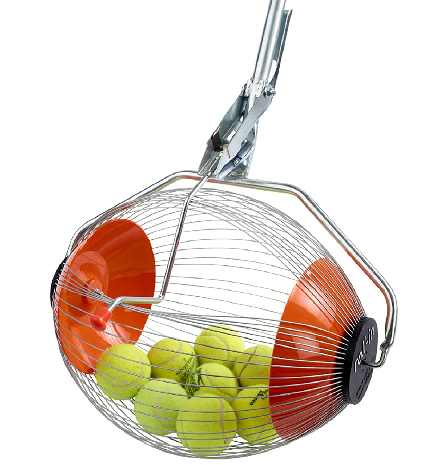 Kollectaball Max - Recogepelotas tenis | 60 Pelotas: Amazon ...
