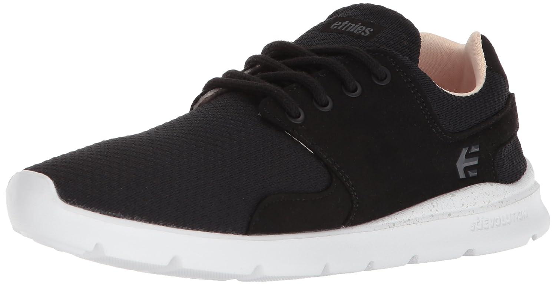 Etnies Womens Scout XT Sneaker B074PWMRRK 10 B(M) US|Black/Pink/White
