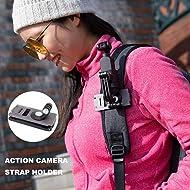 Prevently New PGYTECH Strap Holder Stabilizer Bracket For DJI OSMO Pocket Camera Action Mobile