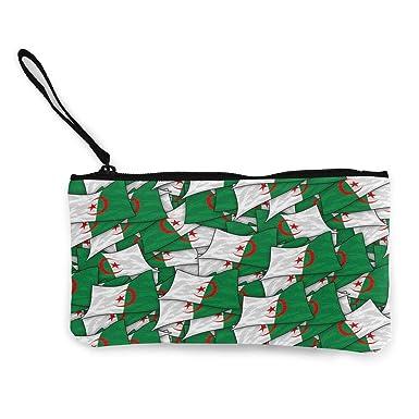 Amazon.com: Bolso de viaje con diseño de bandera de Argelia ...