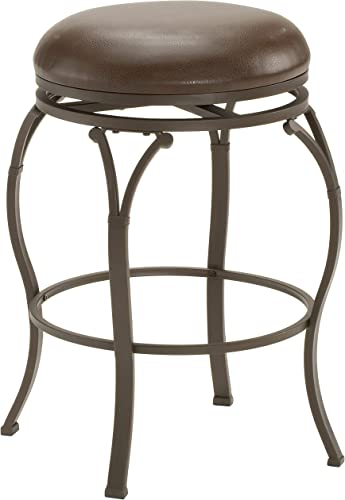 Hillsdale Furniture Lakeview Bar stool, Brown