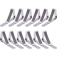 eBoot Paquetes de 12Pinzas para Mantel Funda