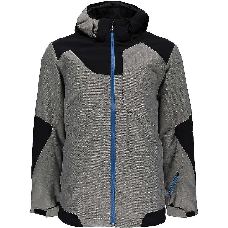 スパイダー メンズ ジャケットブルゾン Spyder Men's Chambers Jacket [並行輸入品] B07CZBKYQG  Medium