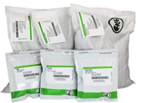 Soil Based Microgreens Seeds Assortment: Micro Greens Seed Collection: Sunflower, Buckwheat, Cilantro, Dun Pea, Rainbow Swiss Chard, Detroit Beets