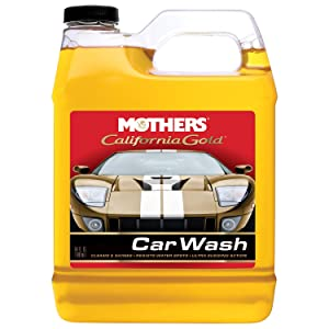 Mothers 05664 California Gold Car Wash
