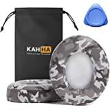 KAHHA Ear Pads,Replacement earpads Compatible with Beats Studio 2 & 3Wired/ Wireless Headphones Ear Cushions with Noise Isola