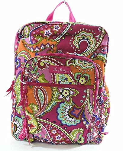 64db0a881 Image Unavailable. Image not available for. Color: Vera Bradley Womens  Lighten Up Campus Backpack ...