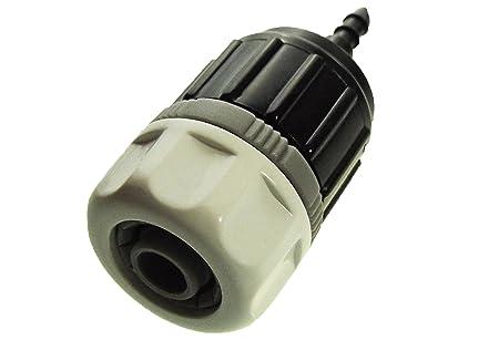 4//7 mm Tubo de riego de PVC para microgoteo Demiawaking kit de manguera de riego para jard/ín