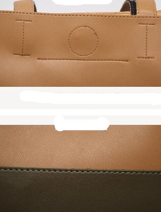 Lässige Wilde Farbenheftung Trifft Auf Handtaschen,A1-OneSize BFMEI