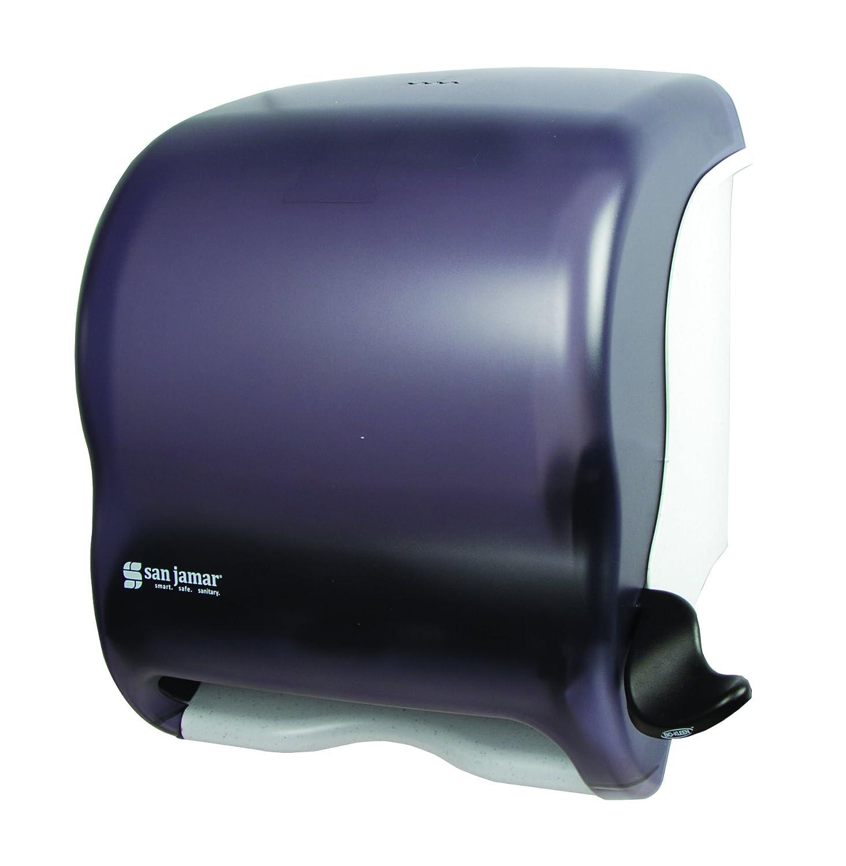 San Jamar T950TBK elemento de palanca rollo dispensador de toallas, Classic, Black Pearl: Amazon.es: Industria, empresas y ciencia