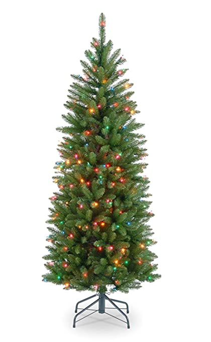 Amazon.com: CC Christmas Decor 4.5 ft. Kingswood(R) Fir Pencil Tree ...