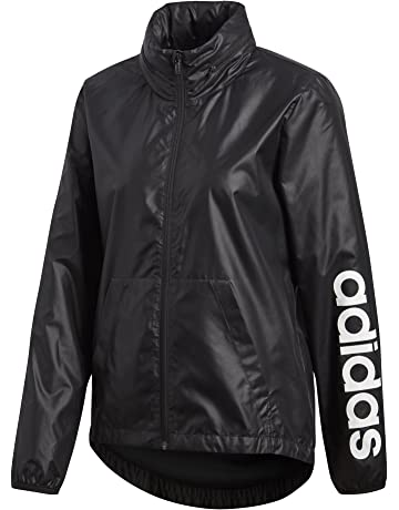 1d4465d4093b adidas Women s Linear Windbreaker Jacket