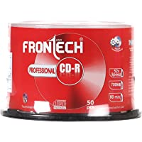 Frontech 700 MB 5001 FC BLANK CD-R- 50 Pcs