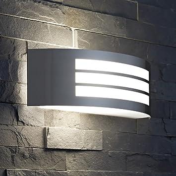 Biard Applique Murale Extérieure Noire Design Architect à LED Économique 1ac4a7c6c394
