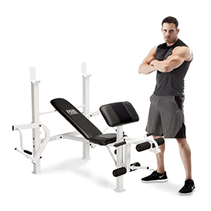 Swell Marcy Standard Weight Bench With Leg Developer Multifunctional Workout Station For Home Gym Weightlifting And Strength Training Gmtry Best Dining Table And Chair Ideas Images Gmtryco