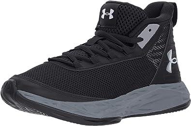 Insustituible Alfombra Inolvidable  Amazon.com | Under Armour Grade School 2018 Basketball Shoe Boys | Racquet  Sports