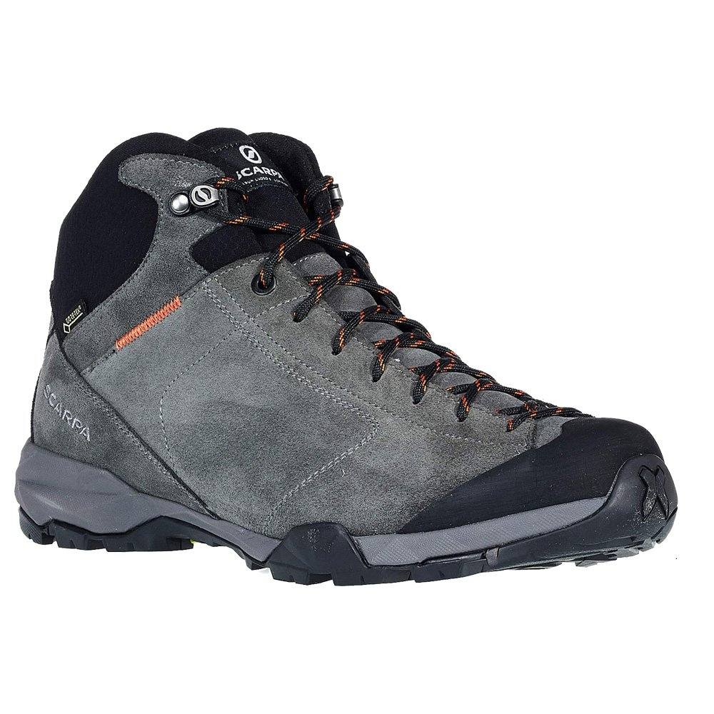 Scarpa Schuhe Mojito Hike GTX Men Größe 38,5 shark