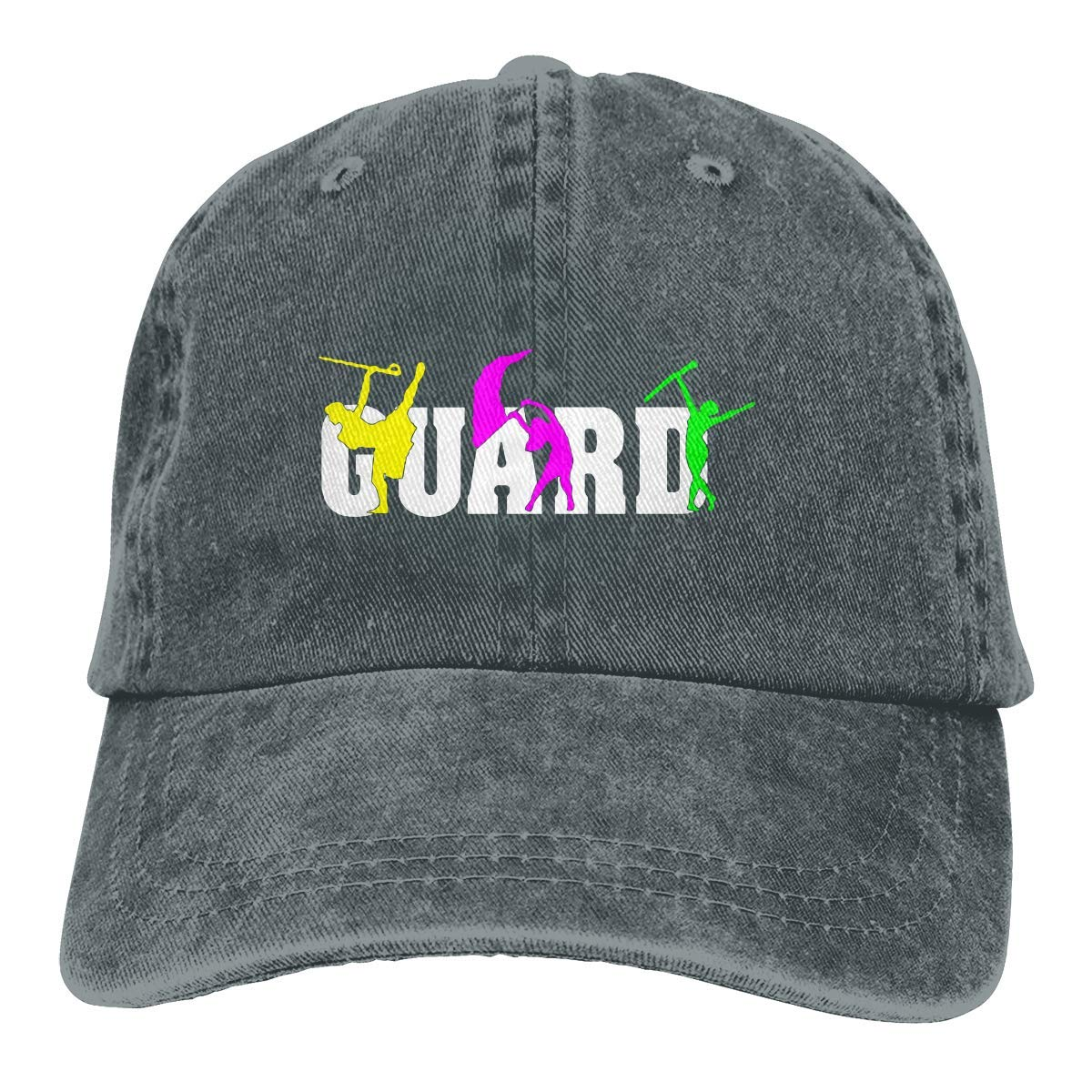 Color Guard Unisex Baseball Hat Cowboy Cap Sun Hats Trucker Hats
