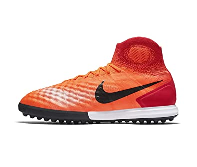 3a2c0907dbcc Nike Magistax Proximo II Dynamic Fit Turf Shoes  Total Crimson  (8.5)