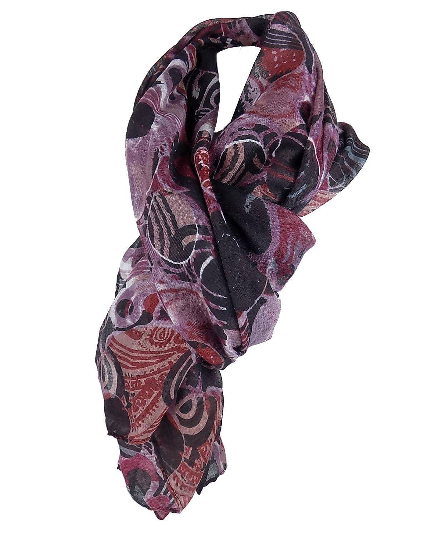 Renato Balestra foulard donna X3857 COL.1 bordeaux