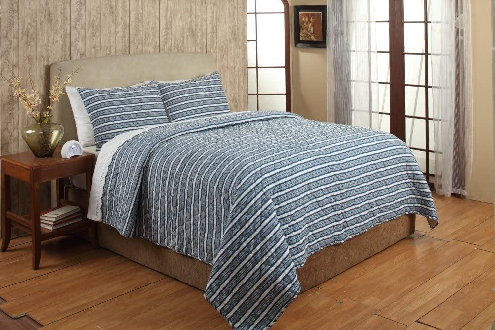 Be-You-tiful Home Riker Quilt 3-Piece Set, King