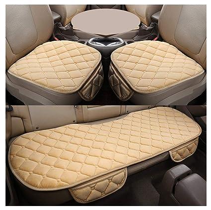 Amazon.es: Cojín protector del vehículo cubre asiento ...