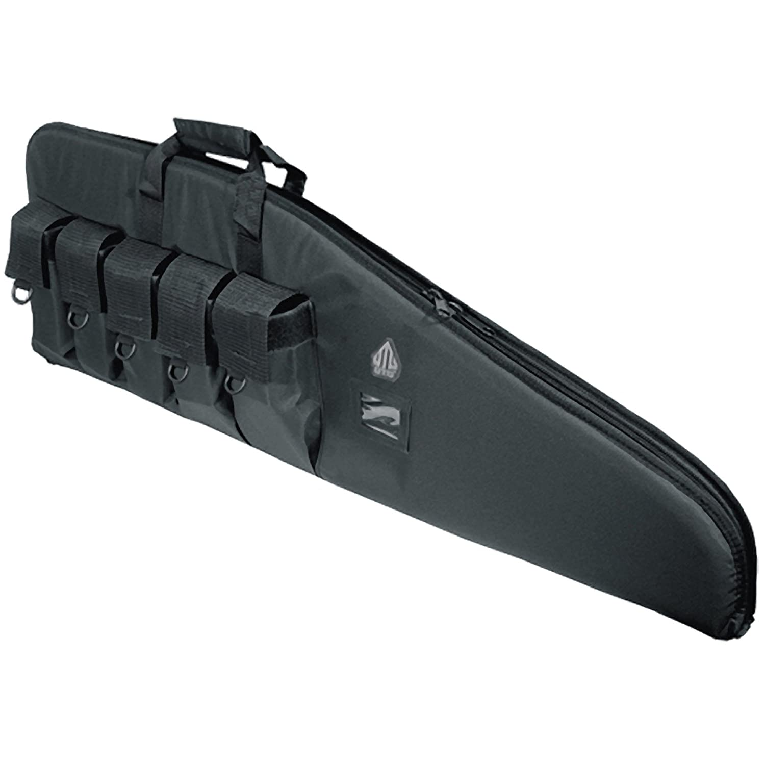 UTG DC Series Tactical Gun Case with Added Capacity Black
