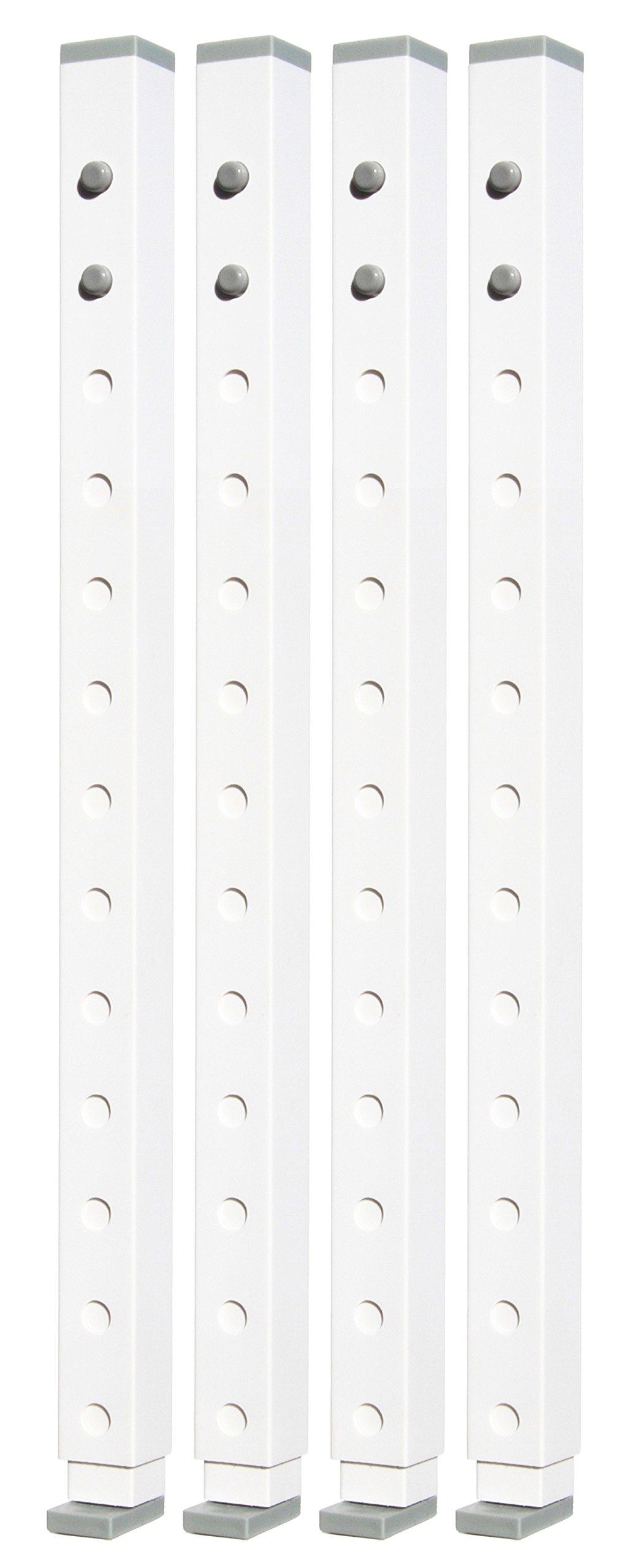Lock-it Block-it - Home Security Window Bars - 4 Devices by Lock-it Block-it