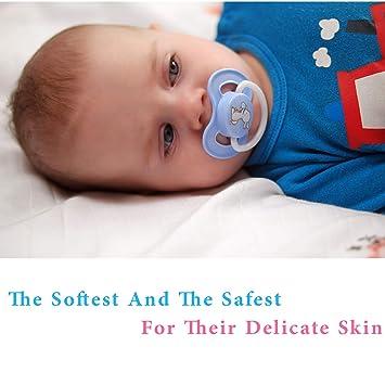 Amazon.com: Manta de bebé con diseño de millas para niños y ...