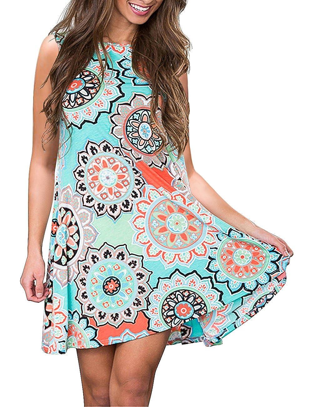 6d3f57250c Sun Dresses Amazon